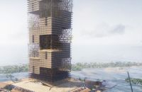 INAAOMATA: Disaster Adaptation Skyscraper