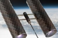Space Elevator Designed To Reach The International Space Station