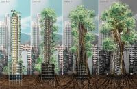 Banyan Trees To Cover Abandoned Skyscrapers