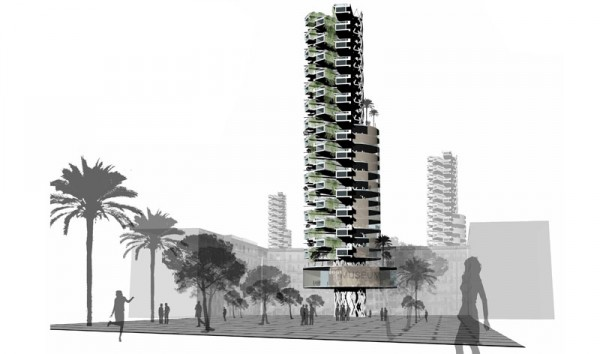 Ecological Skyscraper