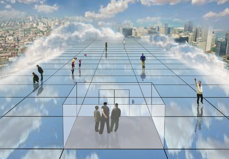 Walking On The Sky EVolo Architecture Magazine