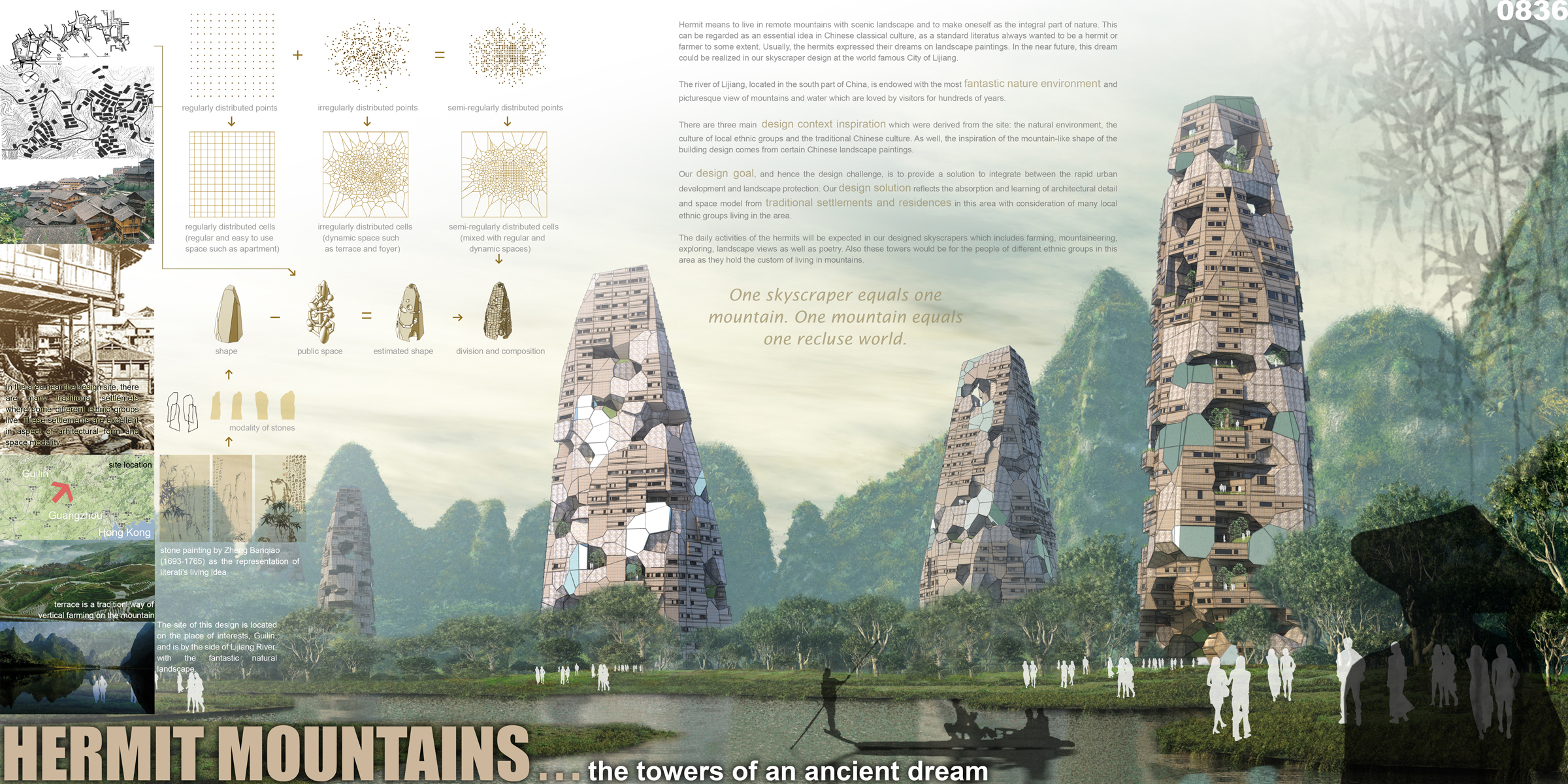 Hermit Mountains – Towers of Ancient Dreams- eVolo