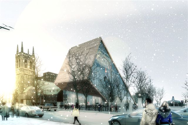 Big fug re architects national museum of fine arts for Architecture quebec