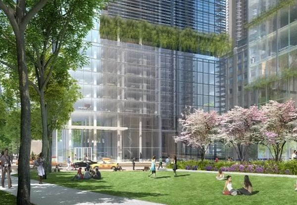 Richard Meier Partners-LiveWork