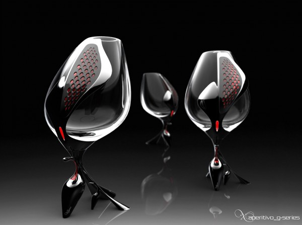 Amazing Tableware Collection for the 21st Century eVolo Architecture Magazine from evolo.us