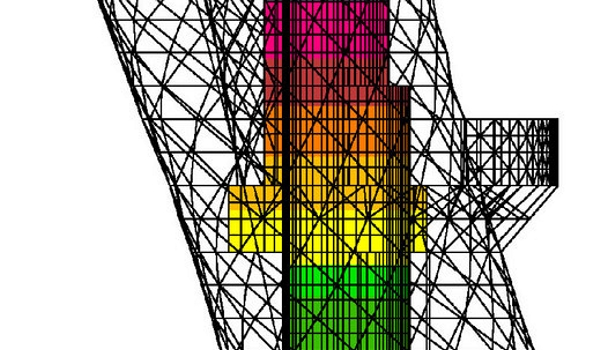 Capital Gate Parametric Design Results In Worlds Steepest