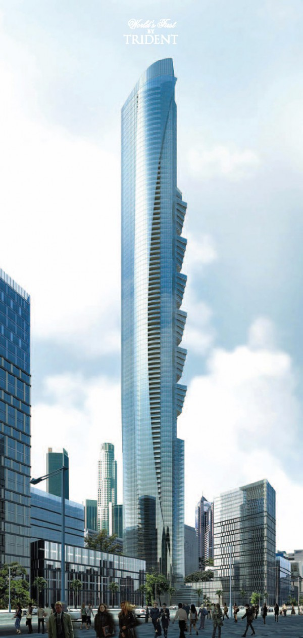 Building Under Construction : World s tallest buildings under construction evolo