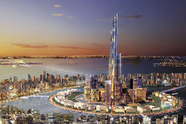 The Worlds 10 Tallest Building Proposals Evolo Architecture