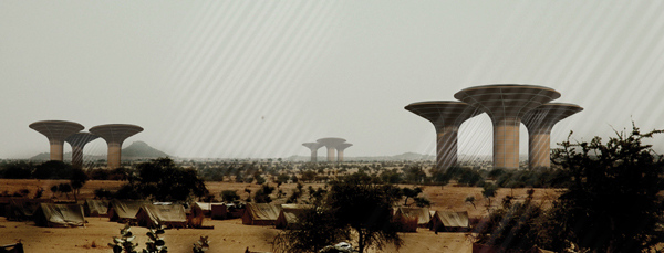 Sudan Skyscraper