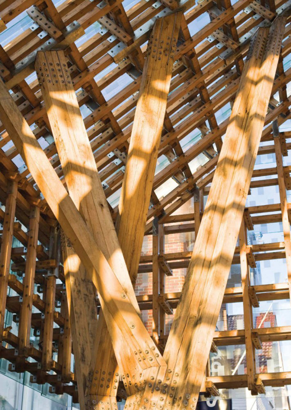 Lantern Pavilion In Norway Acts As Avant Garde Wood