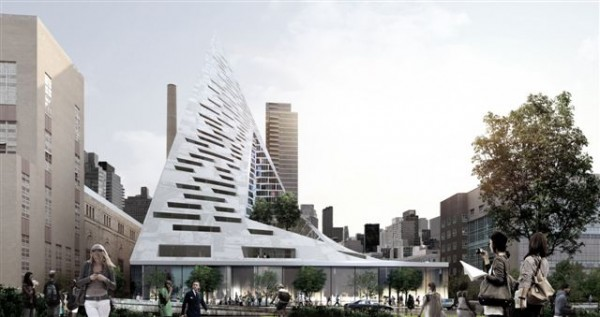 West 57th U2013 First Building In New York By Bjarke Ingels