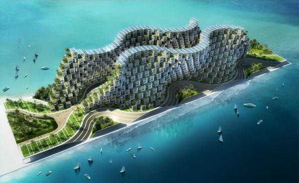 Coral Reef – Matrix for the Construction of 1000 Passive Houses in Haiti