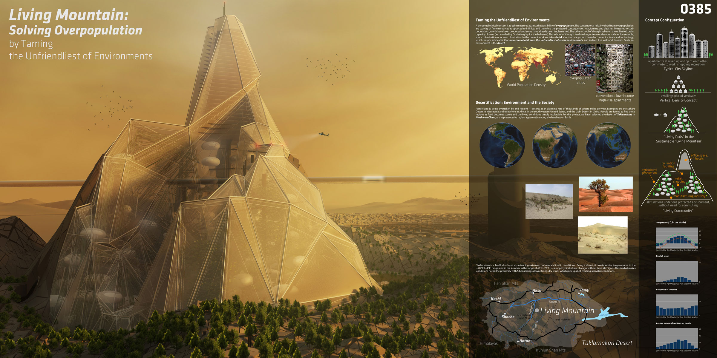 Living In The Mountains living mountain: solving overpopulation- evolo | architecture magazine