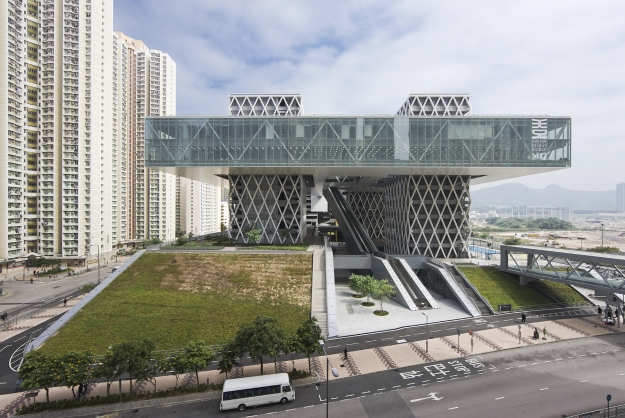 Hong Kong Design Institute by / Coldefy & Associates - eVolo ...: www.evolo.us/architecture/hong-kong-design-institute-by-coldefy...