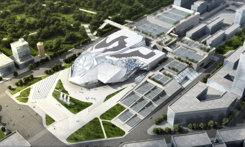 Civics Sports Center And Arena Emergent Architecture