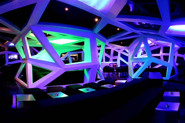 Five senses lounge bar on a evolo architecture magazine for 5 senses in architecture