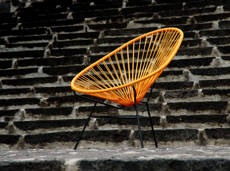 Reengineering a 1950s Classic The Acapulco Chair eVolo