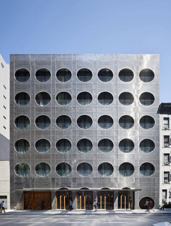 Dream Downtown Hotel in New York City / Handel Architects ...