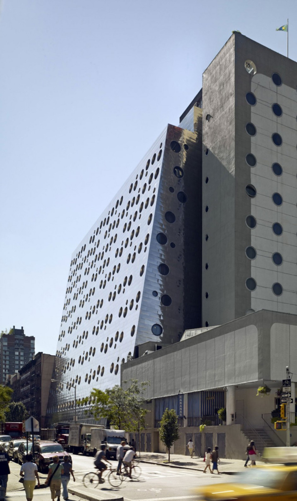 Dream Downtown Hotel In New York City Handel Architects