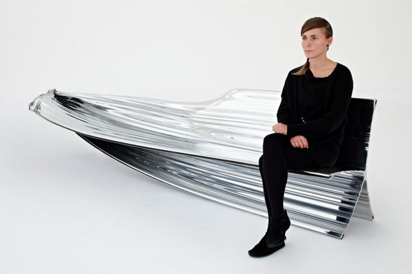 Aluminium bench design