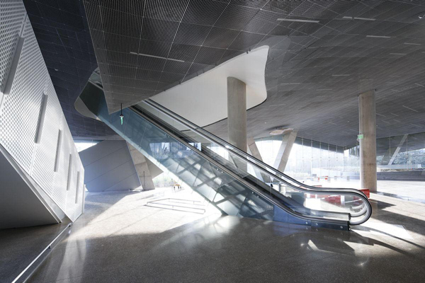perot museum, morphosis architects, cultural architecture, science museum, dallas architecture, texas architecture