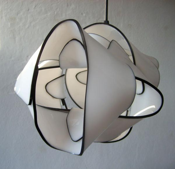 stefan wieland, frankfurt art design, lamp design, lighting design, glass luminaire, interior design, german design
