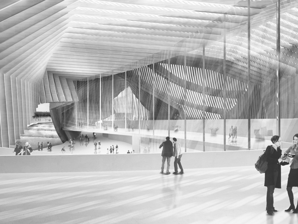 Museum of Troy, RTA-Office, Santiago Parramón, DOME Partners, energy efficiency, green building, interdisciplinary design, Turkey, wood architecture, zero emission, museum design