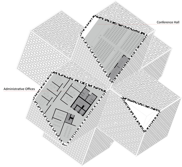 Istanbul Disaster Prevention and Education Centre, OODA, disaster-proof design, sustainable design, disaster awareness, eco architecture, mixed-use, public building