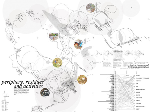 IS ARCH, first prize, winning proposal, Adria Escolano Ferrer, Figueres, Spain, architectural experiment, the Laboratory, architecture of the periphery