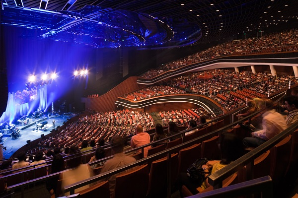 The Star Performing Arts Centre Completed In Singapore