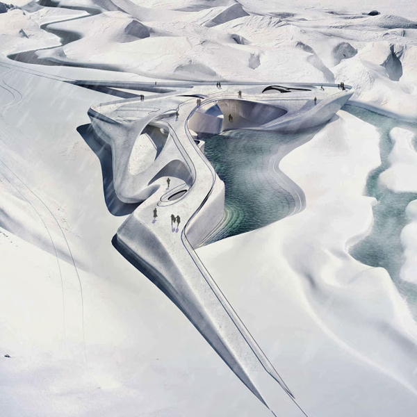 Climate change, center for glaciology, diploma, Matthias Sütterlin, thesis project, eternal ice, glaciers, melting, climate conditions, global warming, floods