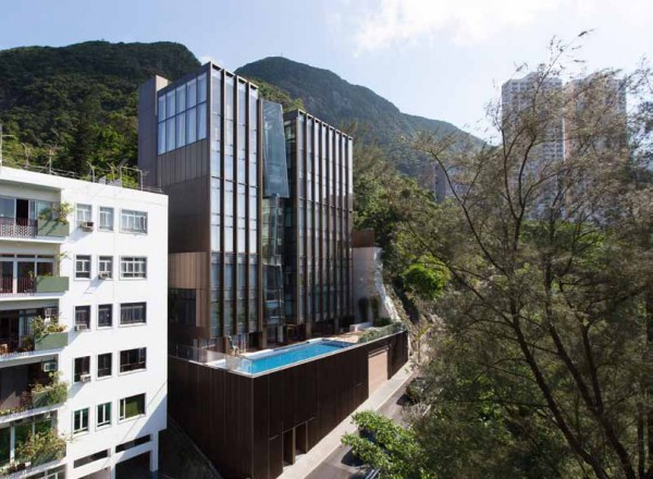 Aedas Creates A Sense Of Drama For An Award Winning Private Residence In Hong Kong