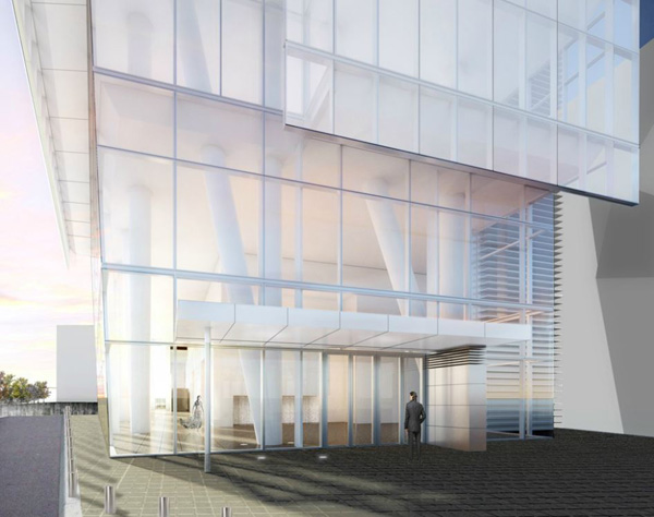 Mexico city, sustainable design, mexico, office tower, high rise, LEED, Mitikah Office Tower, Richard Meier Architects, Richard Meier