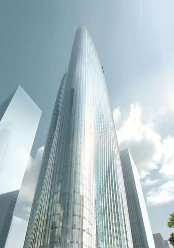 Z8 Office Tower Redefines The Classical High Rise Tower