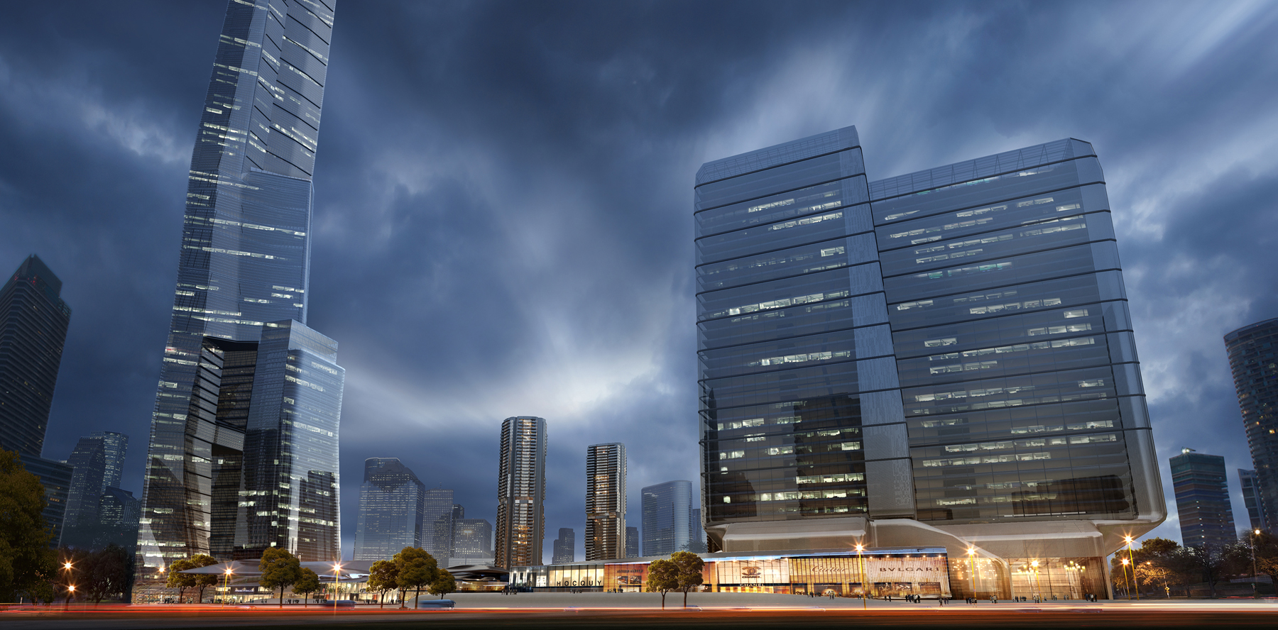 New Iconic Towers for Houston, Texas Set to Promote Urban ...