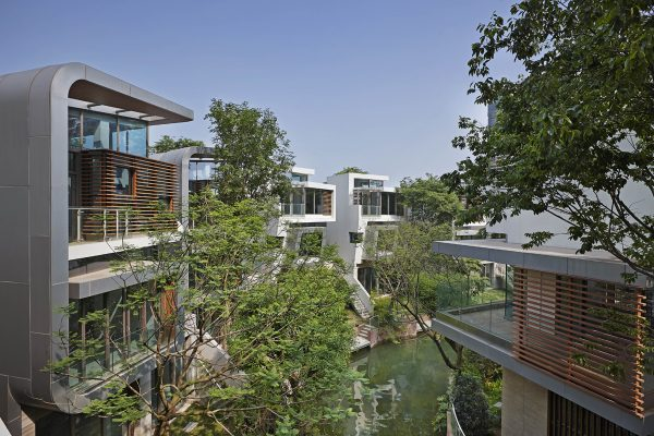 JFAK Peace Creek Villas. Chengdu, China