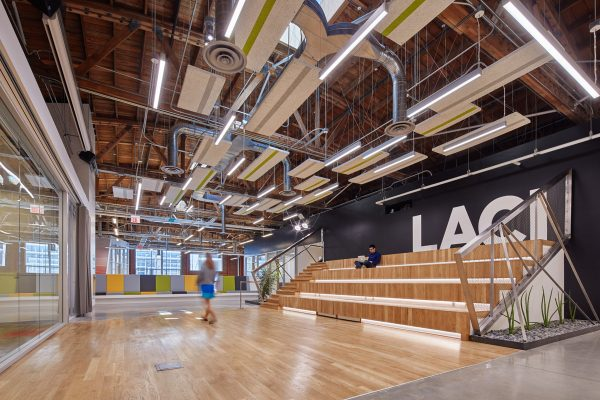 LA Kretz Innovation Campus - JFAK Architects