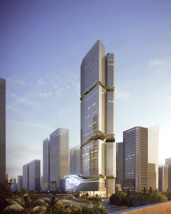 Gmond International Building, Shenzhen, China_05