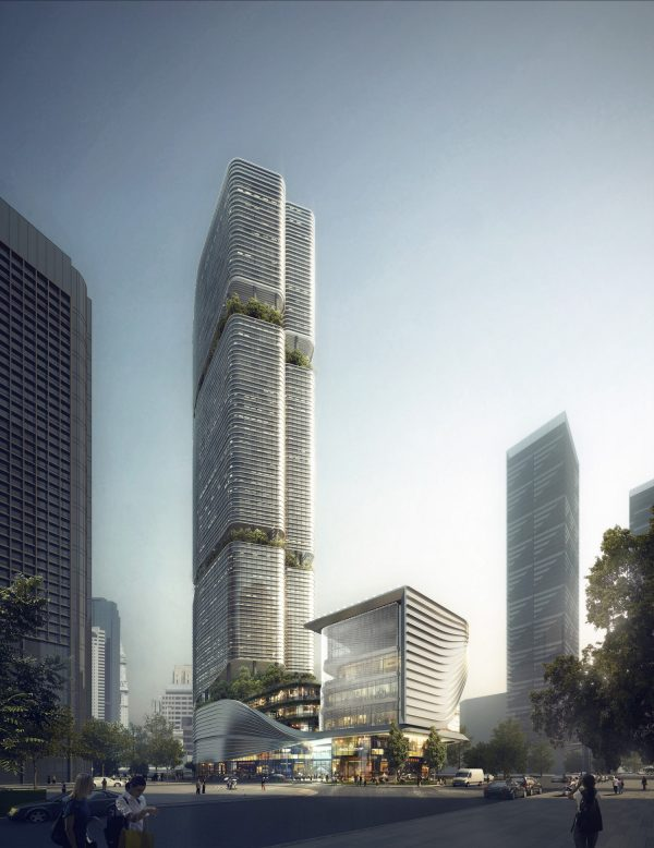 Gmond International Building, Shenzhen, China_06
