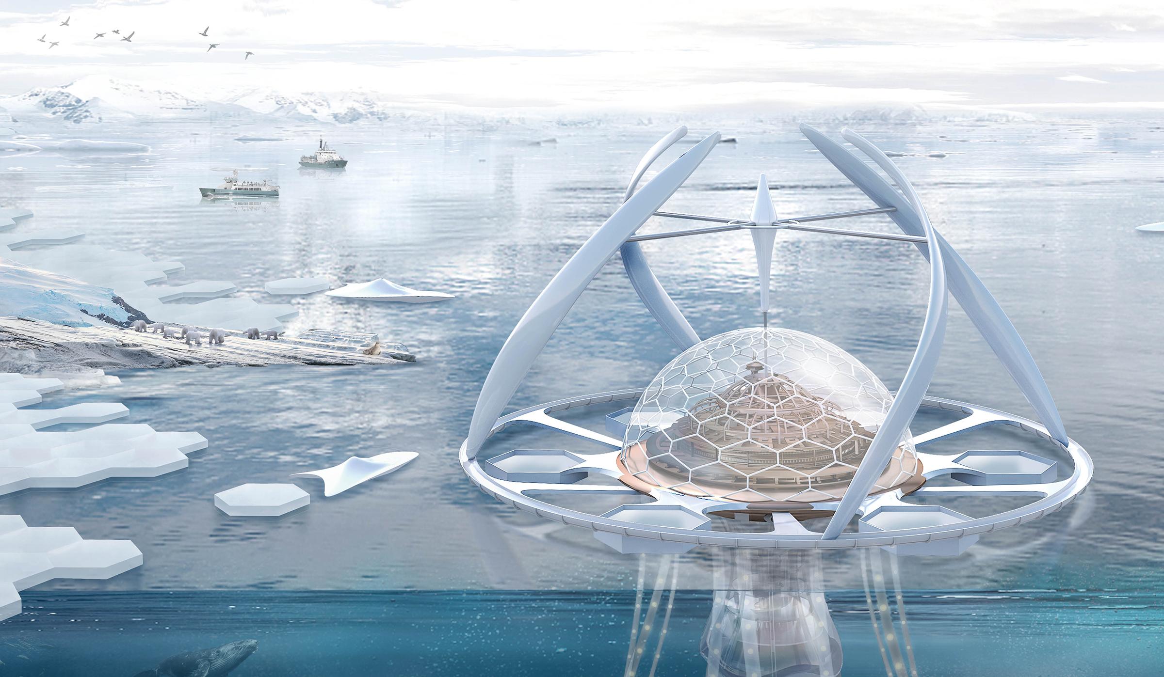concurso de rascacielos evolo 2021