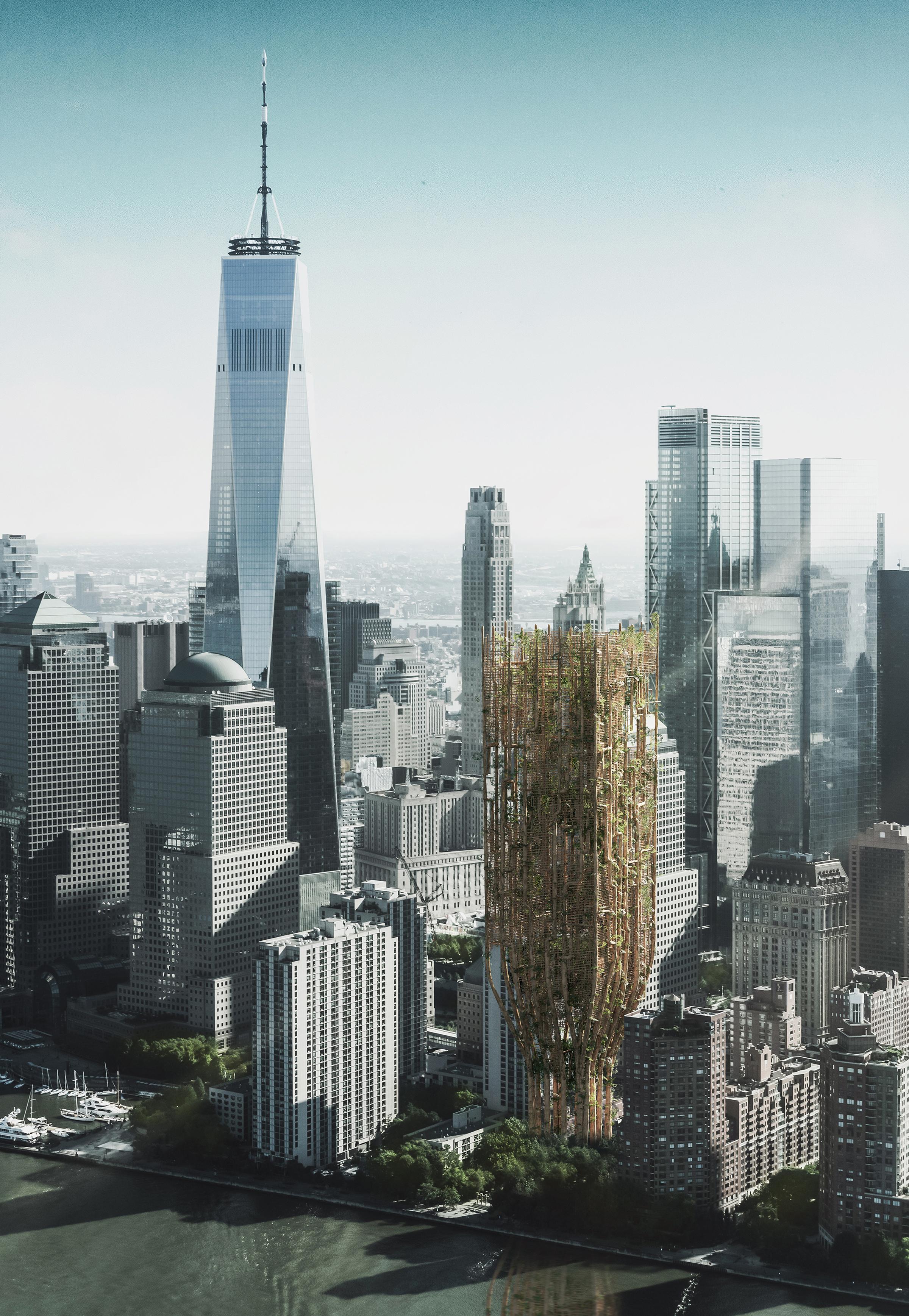 Living Skyscraper